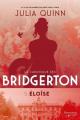 Couverture La chronique des Bridgerton, tome 5  : Eloïse Editions Flammarion Québec 2021