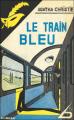 Couverture Le train bleu Editions Le Masque 2012