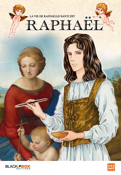 Couverture La Vie de Raffaello SANTI dit Raphaël