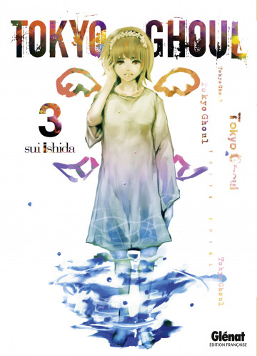 Couverture Tokyo Ghoul, tome 03