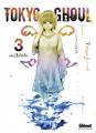 Couverture Tokyo Ghoul, tome 03 Editions Glénat (Manga poche) 2016