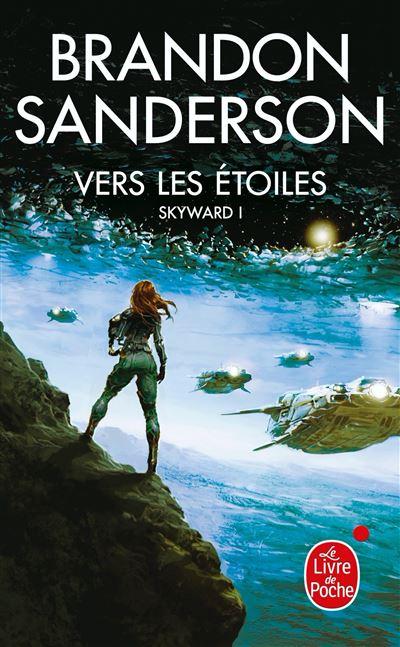 Couverture Skyward (Sanderson), tome 1 : Vers les étoiles