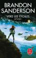 Couverture Skyward (Sanderson), tome 1 : Vers les étoiles Editions Le Livre de Poche 2021