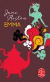 Couverture Emma Editions Le Livre de Poche 2021