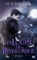 Couverture Les loups de Riverdance, tome 1 : Lucas Editions Milady (Bit-lit) 2014