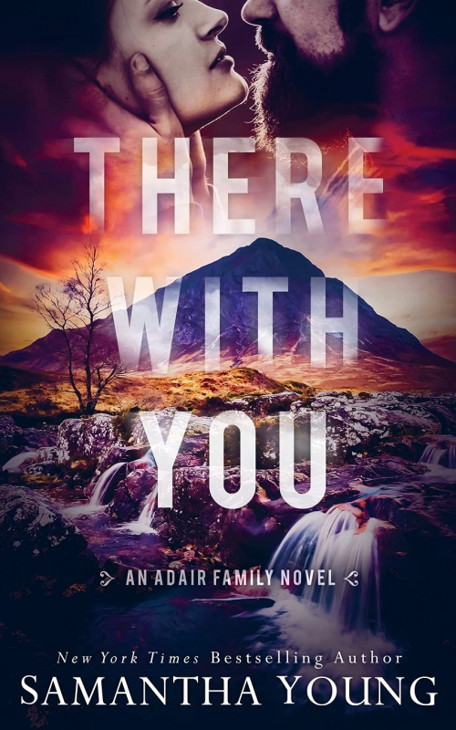 Couverture Adair Family, book 2: There with you
