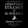 Couverture Jonathan Strange & Mr Norrell Editions Bloomsbury 2004