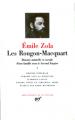 Couverture Le ventre de Paris Editions Gallimard  (Bibliothèque de la Pléiade) 1960