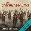 Couverture Chevauche-brumes, tome 1 Editions Audible studios 2021