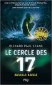Couverture Le cercle des 17, tome 3 : Bataille navale Editions Pocket (Jeunesse - Best seller) 2019