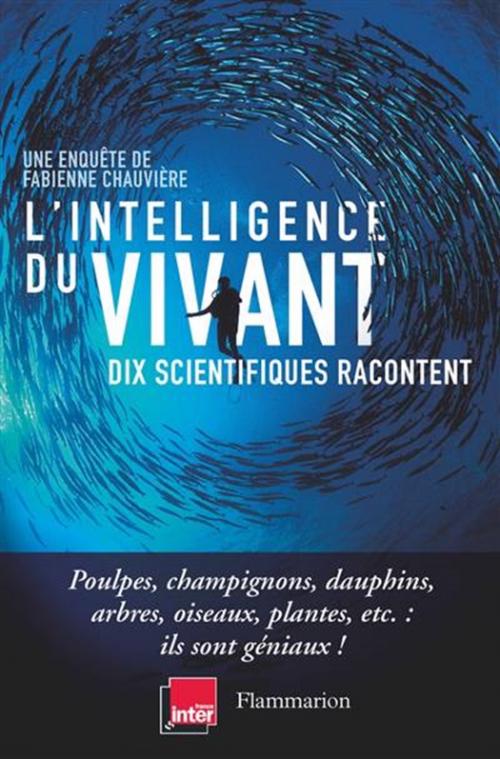 Couverture L'intelligence du vivant