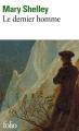 Couverture Le dernier homme Editions Folio  2021