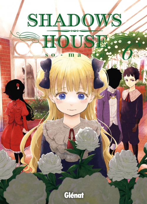 Couverture Shadows House, tome 6