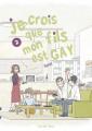 Couverture Je crois que mon fils est gay, tome 2 Editions Akata (M) 2021
