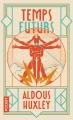 Couverture Temps futurs Editions Pocket 2021