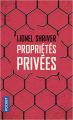 Couverture Propriétés privées Editions Pocket 2021