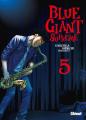 Couverture Blue Giant Supreme, tome 05 Editions Glénat (Seinen) 2021