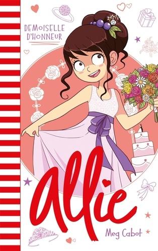 Couverture Le carnet d'Allie / Allie Punchie, tome 9 : Demoiselle d'honneur