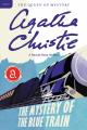 Couverture Le train bleu Editions HarperCollins 2015
