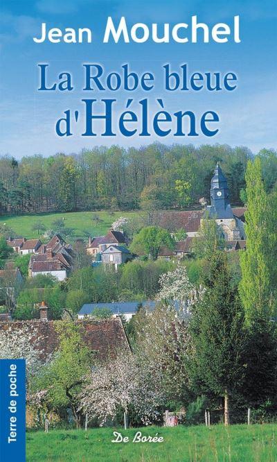 Couverture La robe bleue d'Hélène