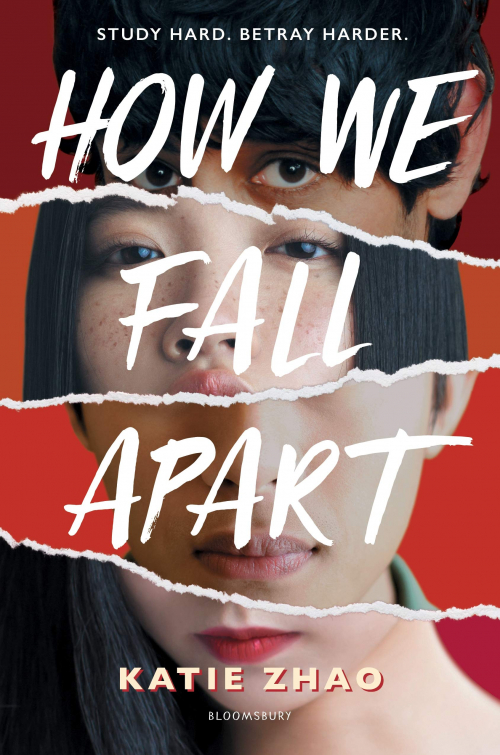 Couverture How We Fall Apart, book 1: How We Fall Apart
