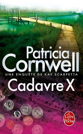 Couverture Kay Scarpetta, tome 10 : Cadavre X