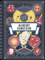 Couverture Le Monde extraordinaire d'Albert Einstein Editions Little Urban 2021