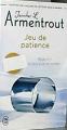 Couverture Jeu de patience, tome 1 Editions J'ai Lu 2020