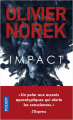 Couverture Impact Editions Pocket (Thriller) 2021