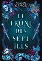 Couverture Le trône des sept îles Editions de Saxus (reliée) 2021