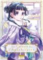 Couverture Les Carnets de l'Apothicaire, tome 5 Editions Ki-oon (Seinen) 2021
