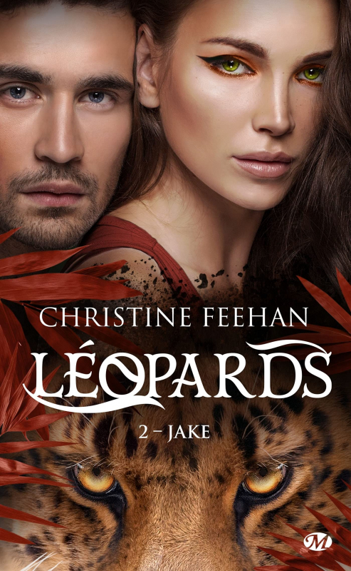 Couverture Léopards, tome 2 : Jake