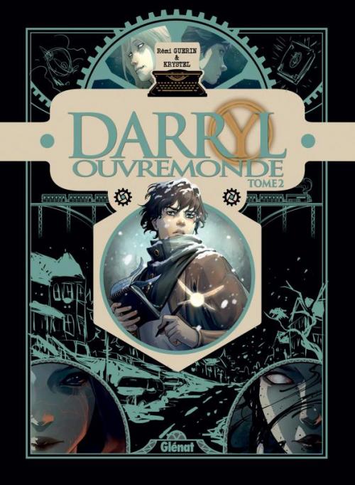 Couverture Darryl Ouvremonde, tome 2