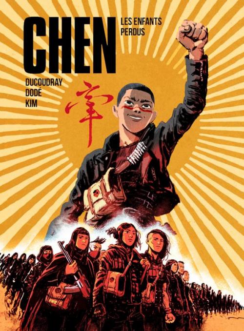 Couverture Chen : Les enfants perdus