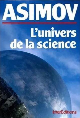 Couverture L'univers de la science