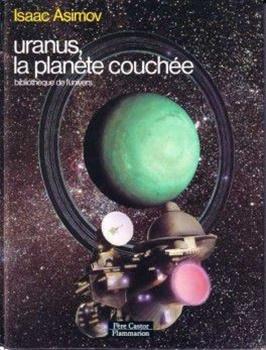 Couverture Uranus, la planète couchée