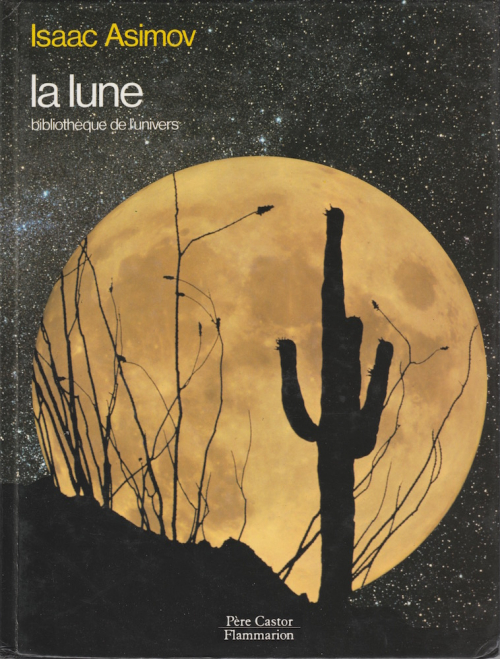 Couverture La lune