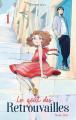 Couverture Le goût des retrouvailles, tome 1 Editions Akata (L) 2021