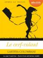 Couverture  Le cerf-volant  Editions Audiolib 2021