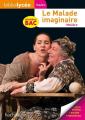 Couverture Le malade imaginaire Editions Hachette (Biblio lycée) 2020