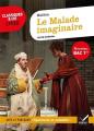Couverture Le malade imaginaire Editions Hatier (Classiques & cie - Lycée) 2020