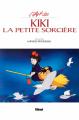 Couverture L'Art de Kiki la Petite Sorcière Editions Glénat 2021