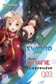 Couverture Sword art Online : Progressive (roman), tome 3 Editions Ofelbe (Light Novel) 2021