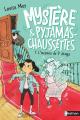 Couverture Mystère et pyjamas-chaussettes, tome 1 : L'inconnu du 5e étage Editions Nathan (Grand format) 2021