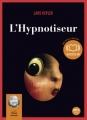 Couverture L'Hypnotiseur Editions Audiolib 2011