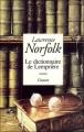 Couverture Le Dictionnaire de Lemprière Editions Grasset 1994