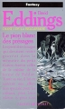 Couverture La Belgariade, tome 1 : Le Pion blanc des présages Editions Presses Pocket (Fantasy) 1990