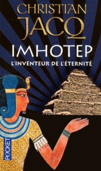 Couverture Imhotep, l'inventeur de l'éternité