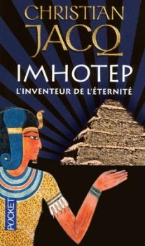 Couverture Imhotep, l'inventeur de l'éternité