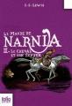 Couverture Les Chroniques de Narnia, tome 3 : Le Cheval et son écuyer Editions Folio  (Junior) 2008